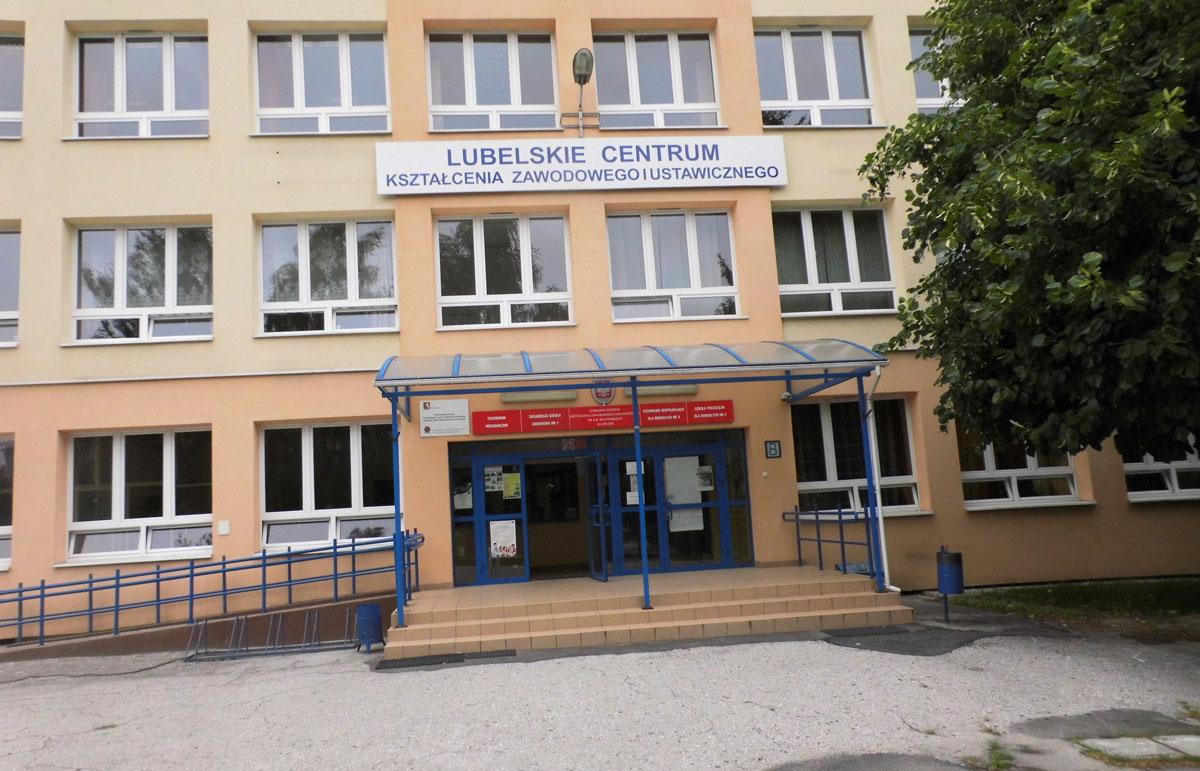 Lubelskie Centrum Kształcenia Zawodowego i Ustawicznego im. Krzysztofa Kamila Baczyńskiego w Lublinie