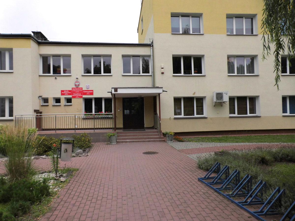 Specjalny Ośrodek Szkolno - Wychowawczy im. Marii Grzegorzewskiej (Puławy)