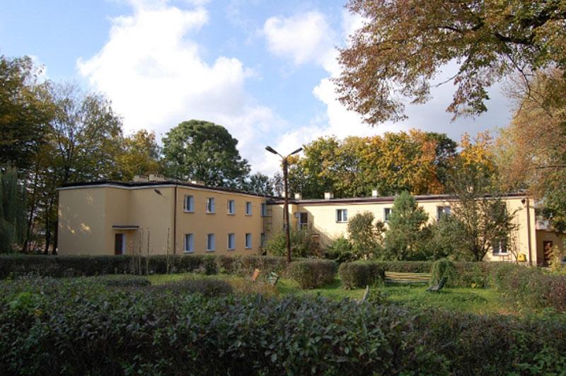 Specjalny Ośrodek Szkolno-Wychowawczy im. Ewy Szelburg - Zarembiny (Karczmiska)