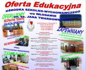 Plakat Włodawa